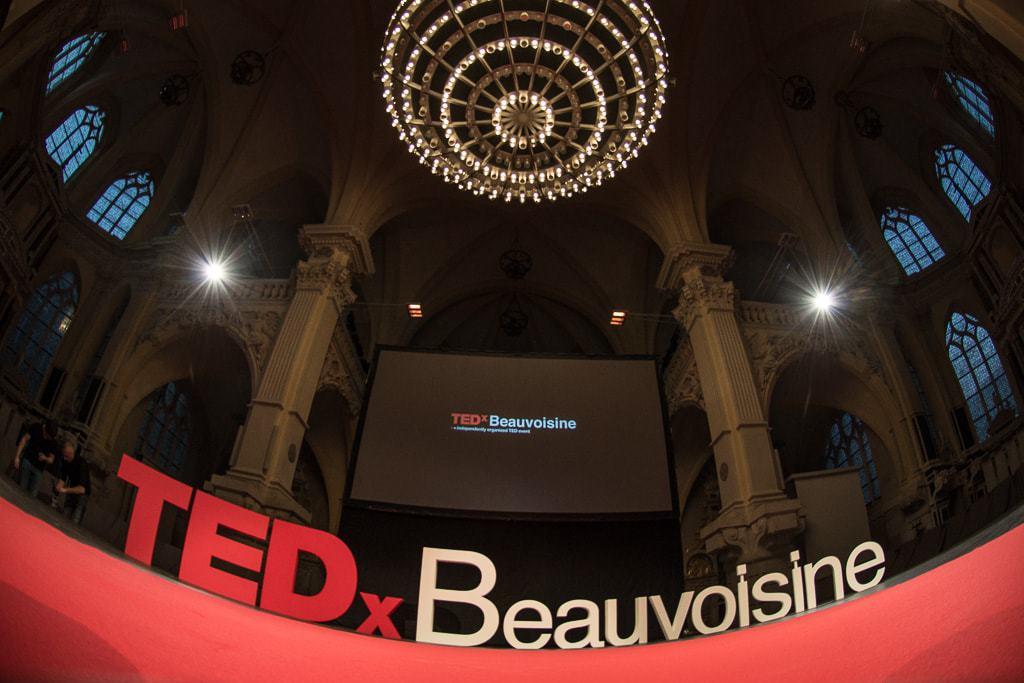 vidéos TEDx Normandie