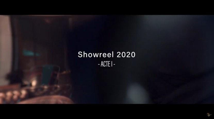 showreel 2020
