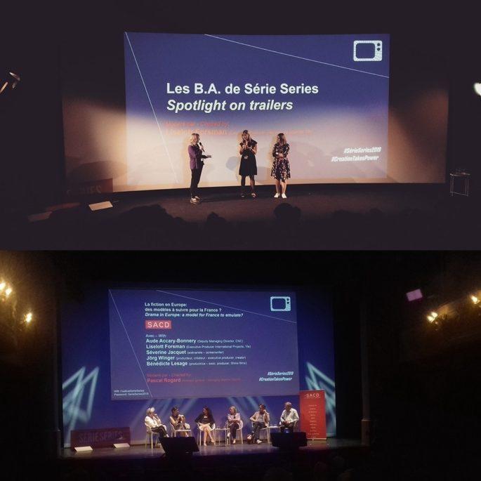festival série series
