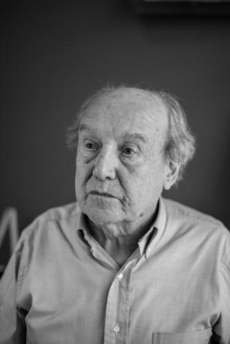 Jean-Claude Mézières portrait, Salon du livre de la Saussaye
